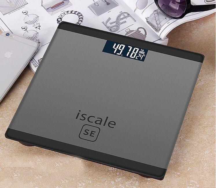 Cân sức khỏe điện tử Iscale cao cấp