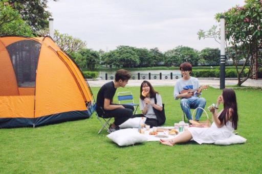 Cho thuê lều cắm trại giá rẻ