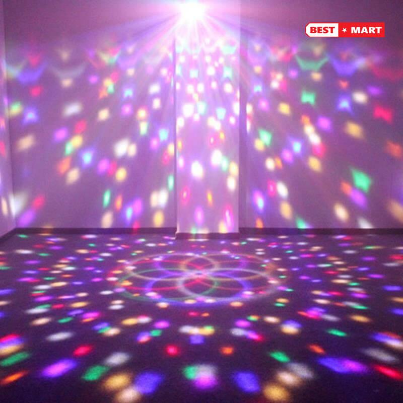 Đèn led cảm biến nhạc phòng hát karaoke