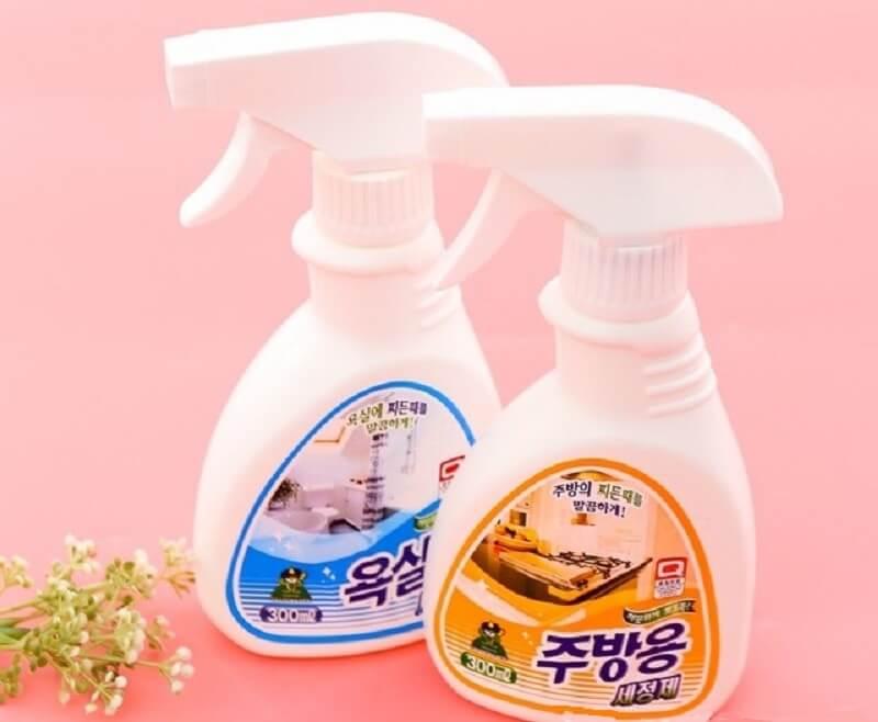 Xịt Tẩy Rửa Đa Năng Hàn Quốc
