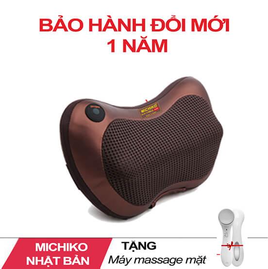 Gối massage hồng ngoại nhập khẩu