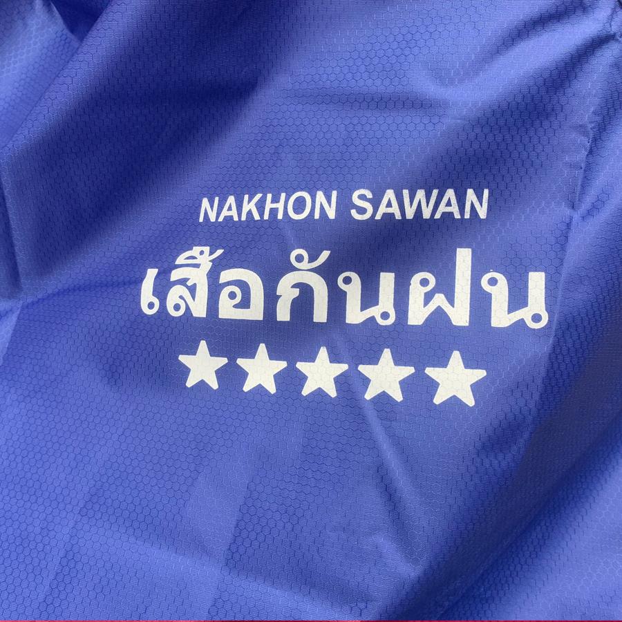 Áo Mưa Thái Lan NaKhon SaWan - Áo Mưa Xe Máy Cao Cấp