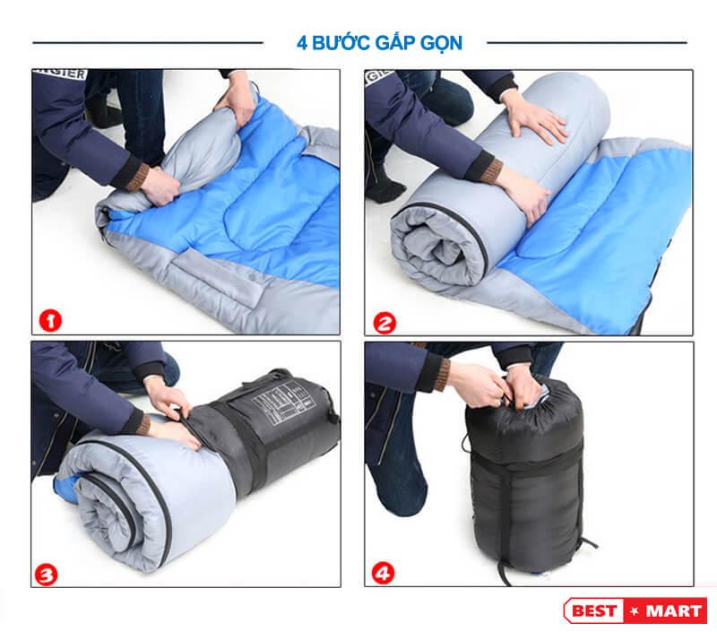 Túi ngủ văn phòng 1.6 kg