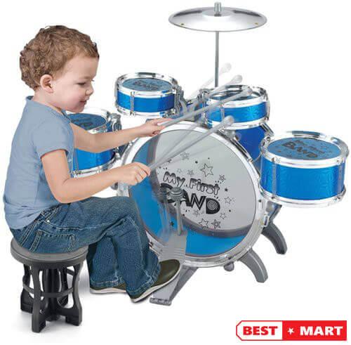 Trống đồ chơi cho bé Jazz Drum