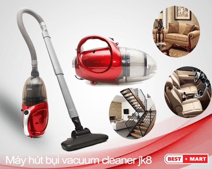 Máy hút bụi cầm tay Vacuum Cleaner JK8