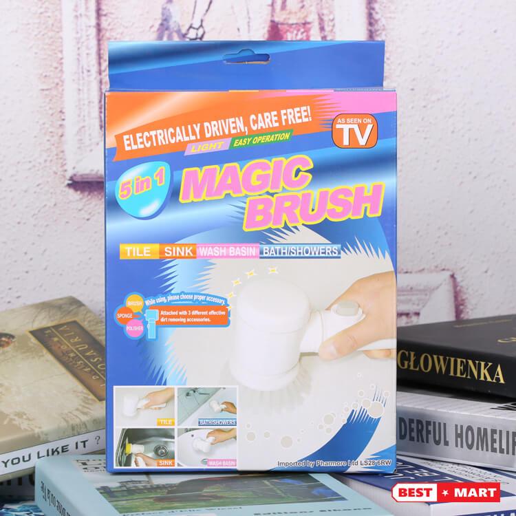 Máy đánh sạch Magic Brush