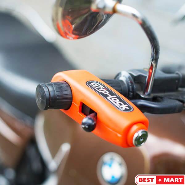 Khóa phanh ga xe máy Grip-Lock Thái Lan