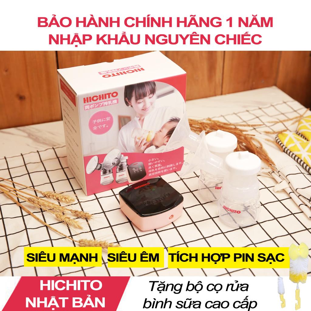 Máy Hút Sữa Hichito Tích Điện Chính Hãng